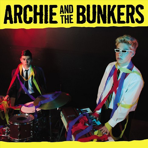 Archie and the bunke - Archie and the bunkers (CD) - image 1 of 1