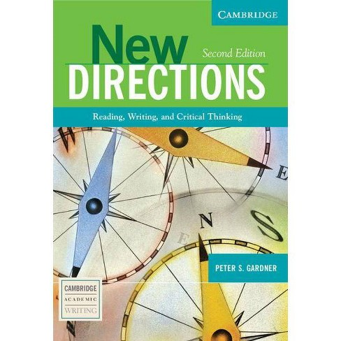 New Directions - (Cambridge Academic Writing Collection) 2 Edition by  Peter S Gardner (Paperback) - image 1 of 1