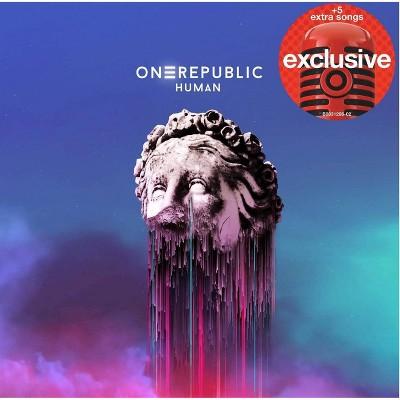 OneRepublic - Human (Target Exclusive, CD)