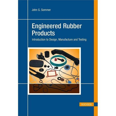 Engineered Rubber Products - by  John Sommer (Hardcover) - image 1 of 1