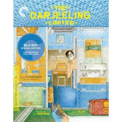 The Darjeeling Limited (Blu-ray)(2010)