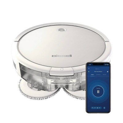BISSELL SpinWave Wet and Dry Robotic Vacuum - 28599