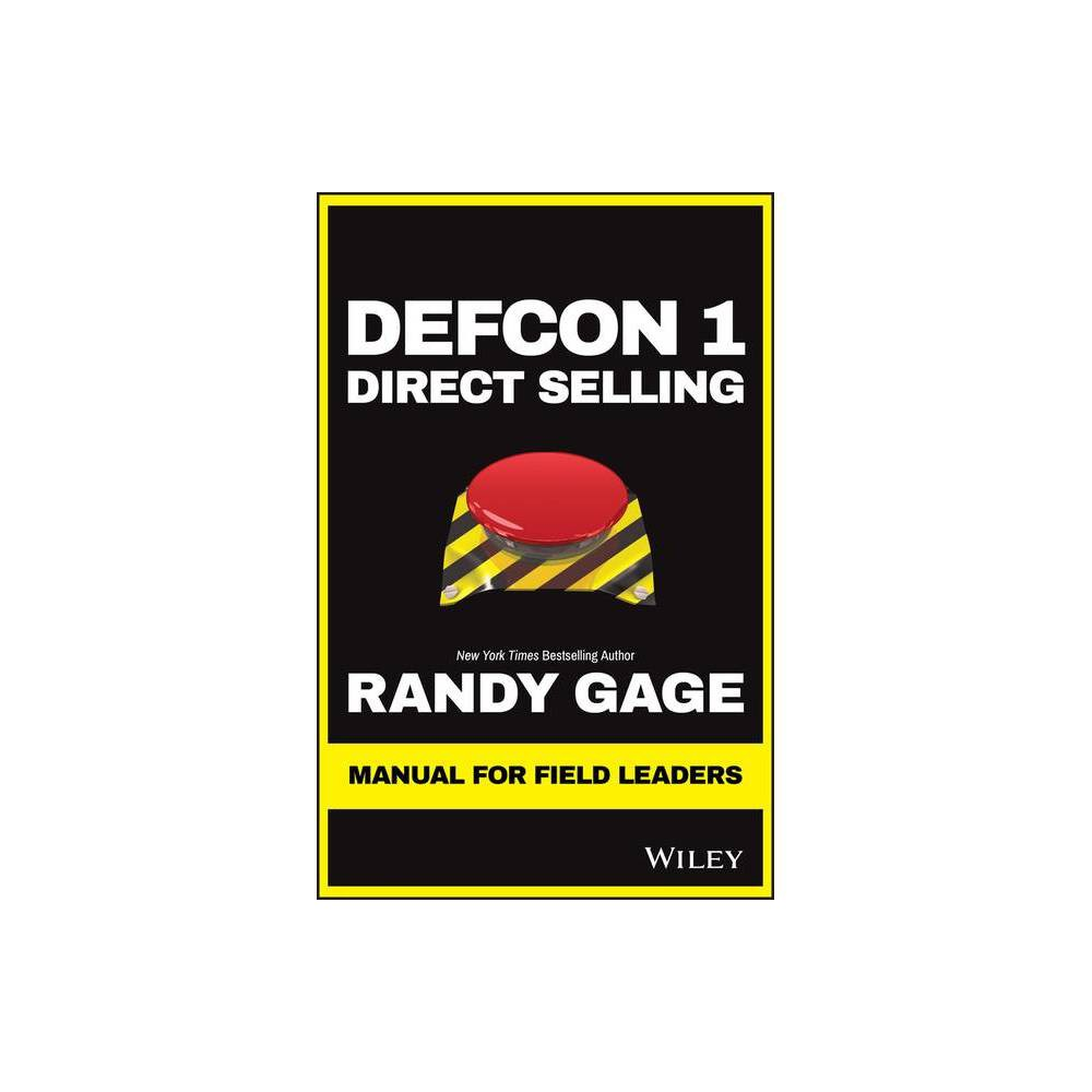 Defcon 1 Direct Selling By Randy Gage Paperback