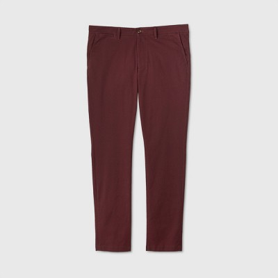 Men's Tall Skinny Fit Hennepin Chino Pants - Goodfellow & Co™