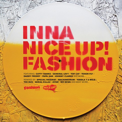 Various - Inna Nice Up Fashion (CD) - image 1 of 1