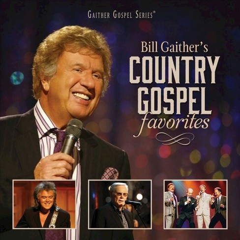 Bill gaither - Bill gaither's country gospel favorit (CD) - image 1 of 1