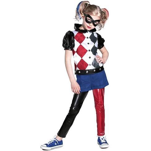 Princess Paradise DC Super Hero Girls Premium Harley Quinn Child Costume - image 1 of 1