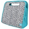 Double Dutch Club Lunch Tote - Gray Cheetah - image 2 of 4