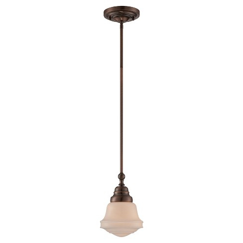 Ceiling Lights Towne Pendant - Antique Copper - Lite Source - image 1 of 2
