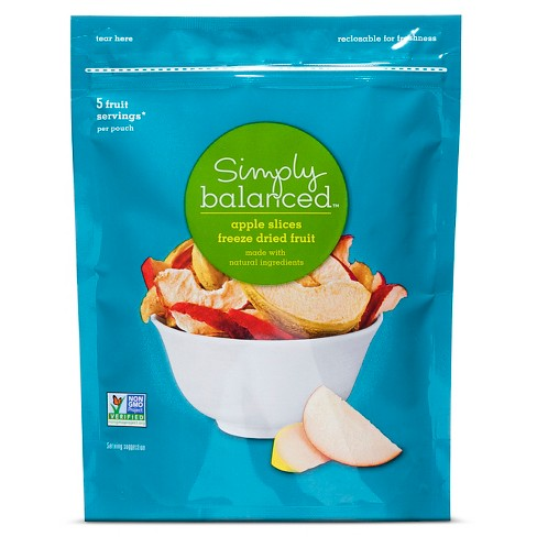Freeze Dried Apple Slices - 1.25oz - Simply Balanced™ - image 1 of 1