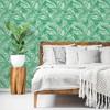 Tropical Peel & Stick Wallpaper Green - Opalhouse™ - image 2 of 4