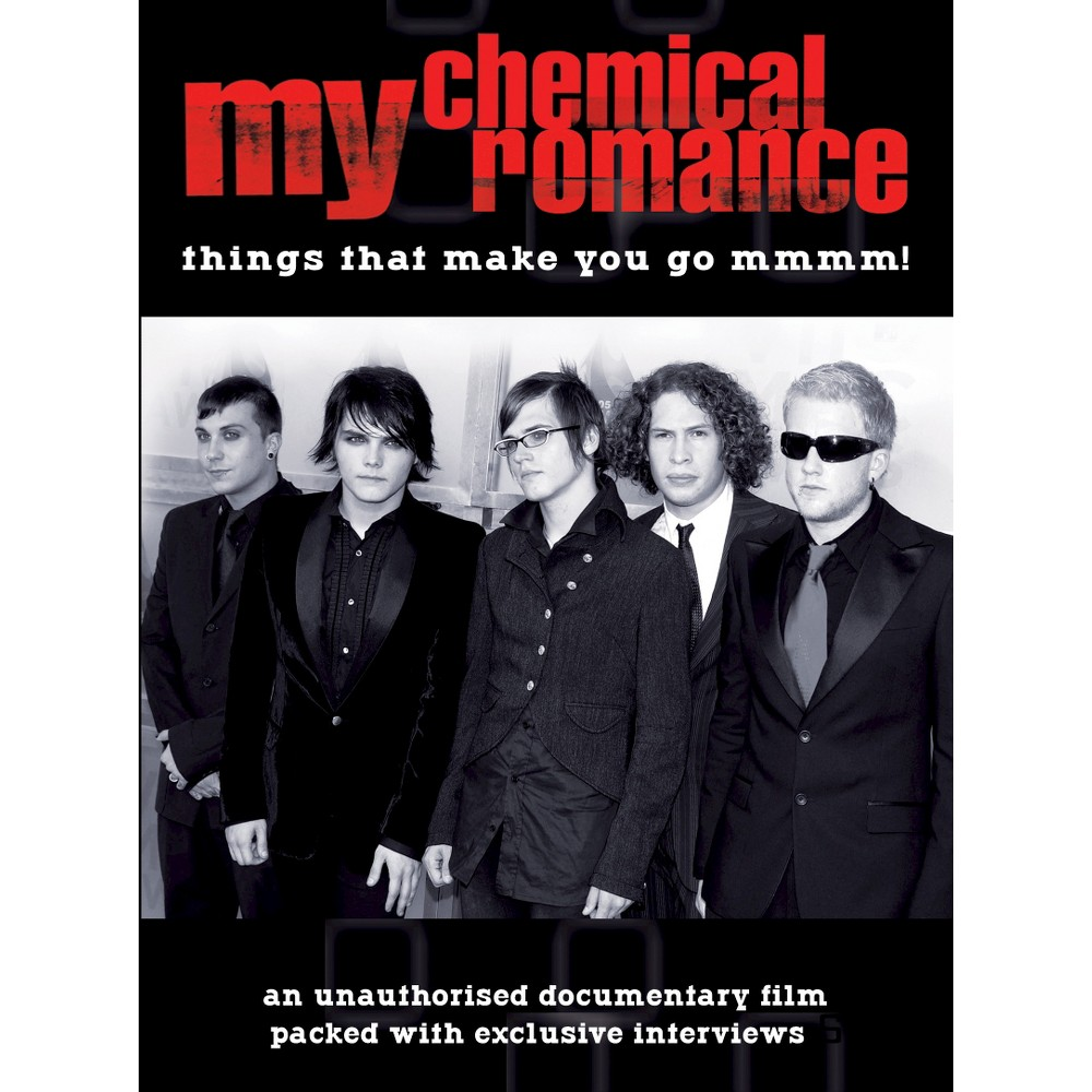 My Chemical Romance:Things That Make (Dvd)