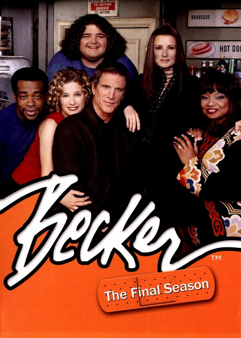 Becker:Final season (DVD) - image 1 of 1