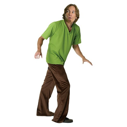 Scooby- Doo Shaggy Adult Costume - image 1 of 1