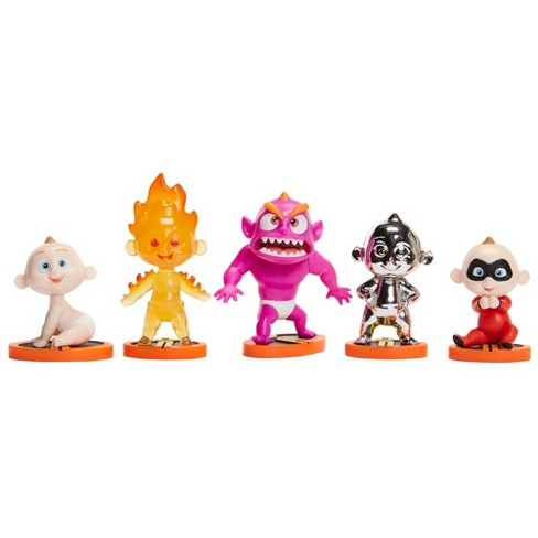 The Incredibles 2 Jack-Jack Parr Multipack - image 1 of 7