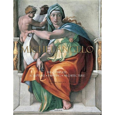 Michelangelo - by  William E Wallace (Hardcover) - image 1 of 1