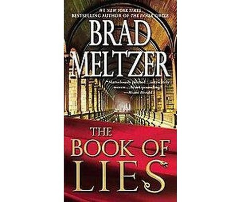 Book of Lies (Reprint) (Paperback) (Brad Meltzer) - image 1 of 1