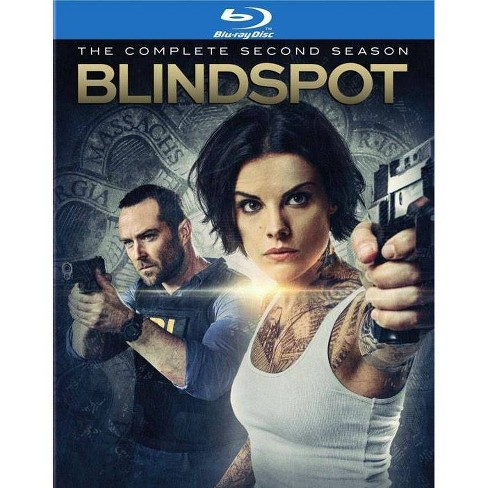 Blindspot: The Complete Second Season (Blu-ray) - image 1 of 1