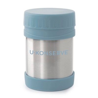 U-Konserve Insulated Thermal Stainless Steel Food Container 12oz - Seafoam