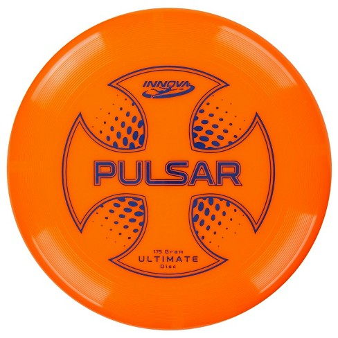 Innova Disc Golf Pulsar Ultimate Disc - Orange - image 1 of 1