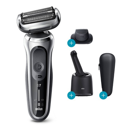 Braun Series 7-7071cc Men's Rechargeable Wet & Dry Electric Foil Shaver System - image 1 of 4