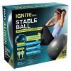 Ignite by SPRI 65cm Stable Ball - image 2 of 3