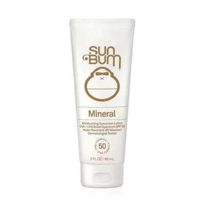 Sunscreen & Tanning: Sun Bum Mineral