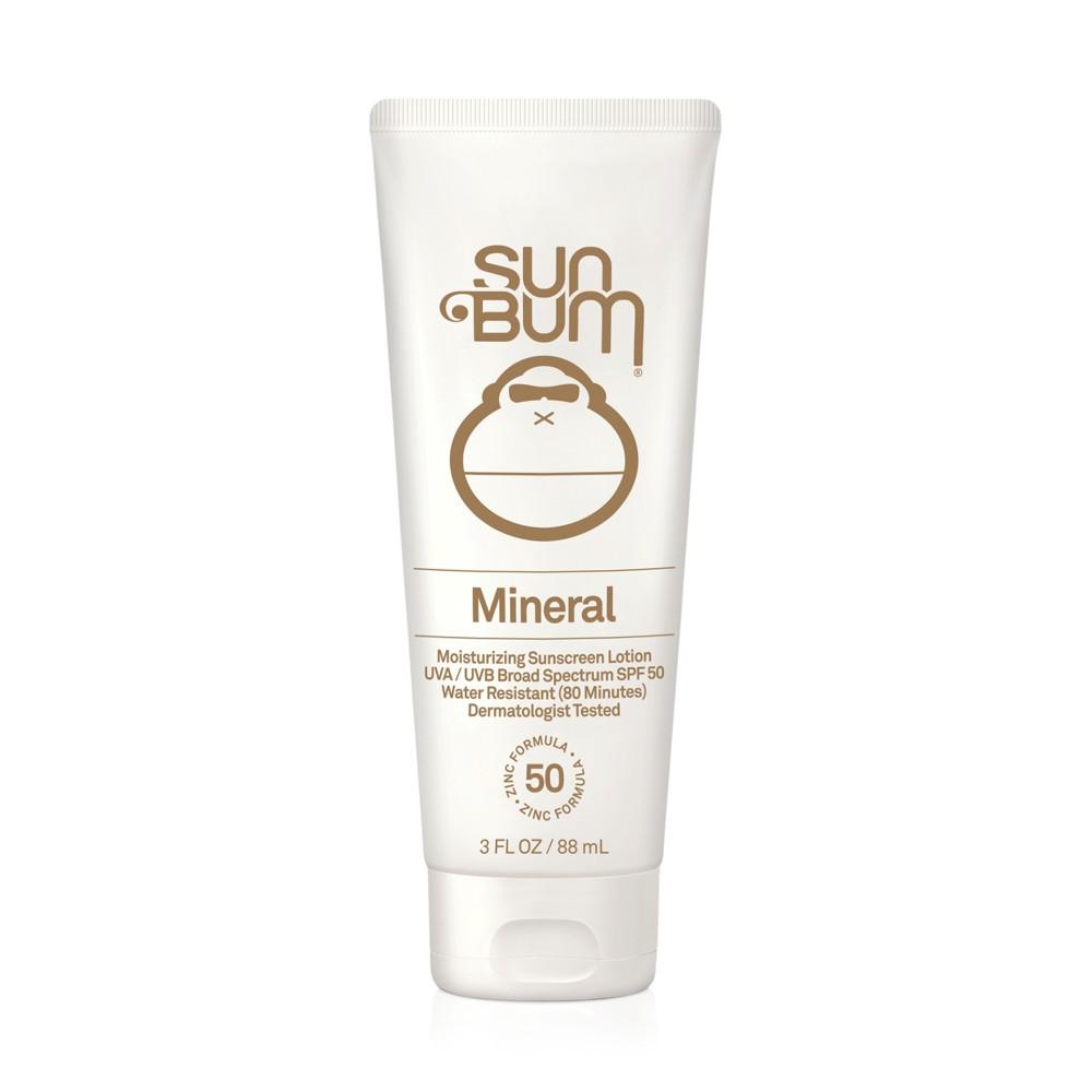 Sun Bum Mineral Sunscreen Lotion - Spf 50 - 3 fl oz