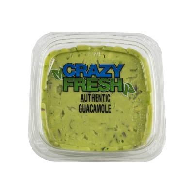 Crazy Fresh Authentic Guacamole - 10oz