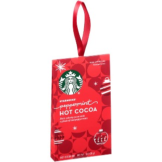 Starbucks Peppermint Hot Cocoa - 1oz