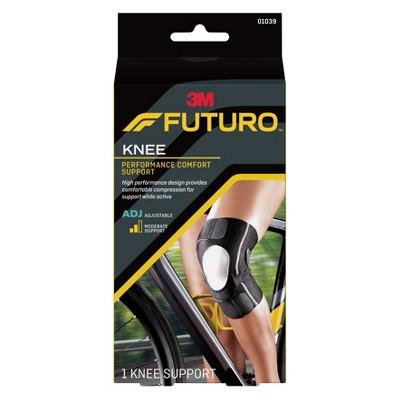 FUTURO Performance Comfort Knee Support Adjustable size - 1ct