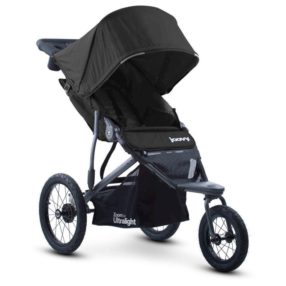 Joovy Zoom 360 Ultralight Jogging Stroller - Black