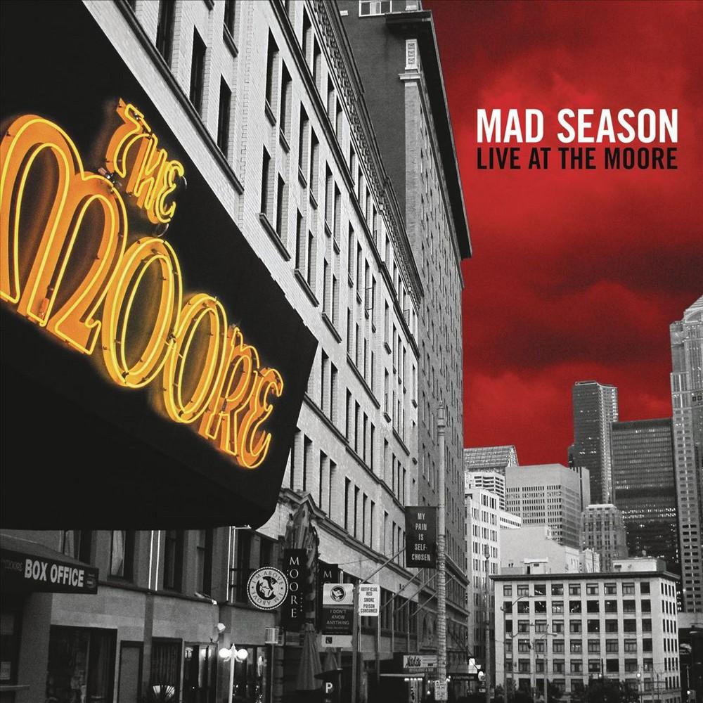 Mad Season - Live At The Moore (Vinyl)