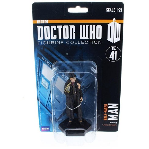 """Seven20 Doctor Who 4"""" Resin Figure: Half-Face Man - image 1 of 3"""