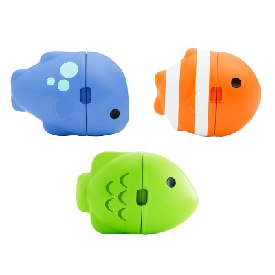 Munchkin ColorMix Fish - Color Changing Bath Toy