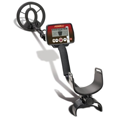 Fisher Research Labs F11 Metal Detector - Black
