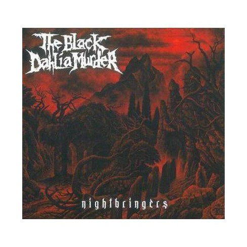 The Black Dahlia Murder - Nightbringers (CD) - image 1 of 1
