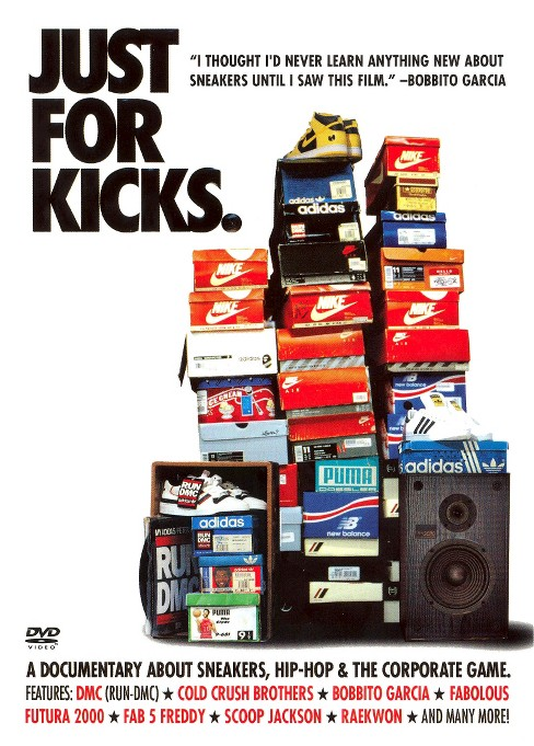 Just for kicks (DVD) - image 1 of 1