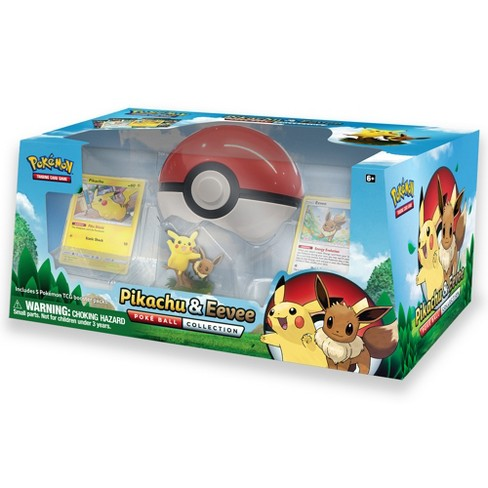Pokemon Trading Card Game Pikachu & Eevee Premium Box - image 1 of 4