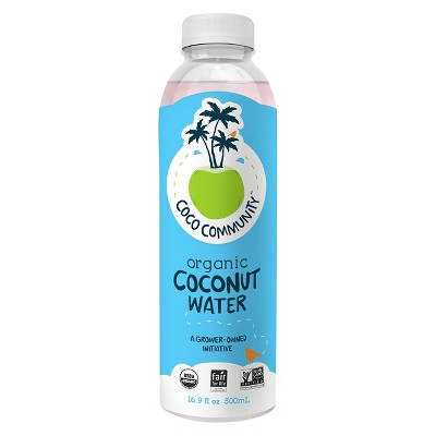 Coco Community™ Organic Coconut Water 16.9 oz