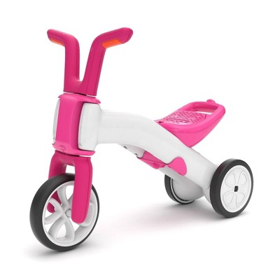 Chillafish Bunzi 2 in 1 Kids' Gradual Balance Bike & Tricycle
