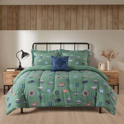 Field Adventure Comforter Set - Country Living