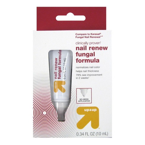 Up Up Fungal Nail Renewal Treatment 0 33 Fl O Target