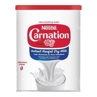 Nestle Carnation Instant Nonfat Dry Milk - 9.6oz