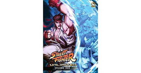 Street Fighter Unlimited 1 : The New Journey (Hardcover) (Ken Siu-Chong) - image 1 of 1