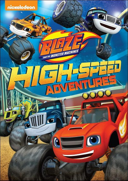 Blaze and the Monster Machines: High-Speed Adventures - image 1 of 1