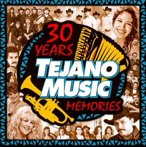 Various - 30 years of tejano music memories (CD) - image 1 of 1