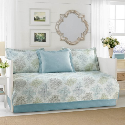 Blue Saltwater Daybed Set - Laura Ashley - image 1 of 3