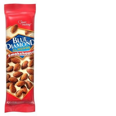 Blue Diamond Almonds Smokehouse Tube