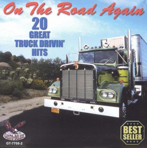 Various - On the road again:20 great truck driv (CD) - image 1 of 3